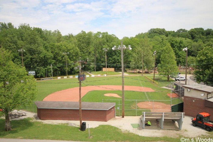 baseball-diamond-at-ellis-park-danville-indiana