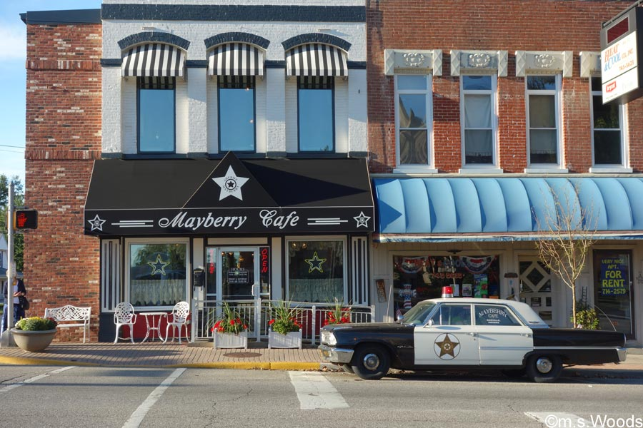 Mayberry Cafe Menu Danville Indiana