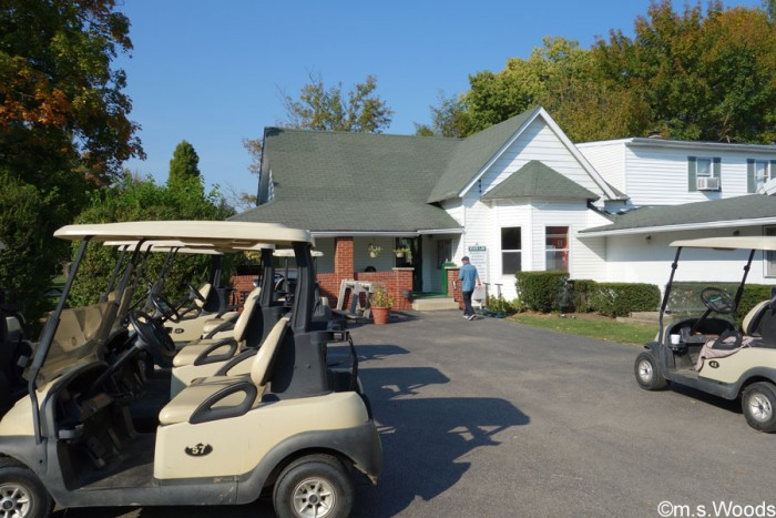 golf-carts-at-eagle-pines-golf-club-mooresville-indiana