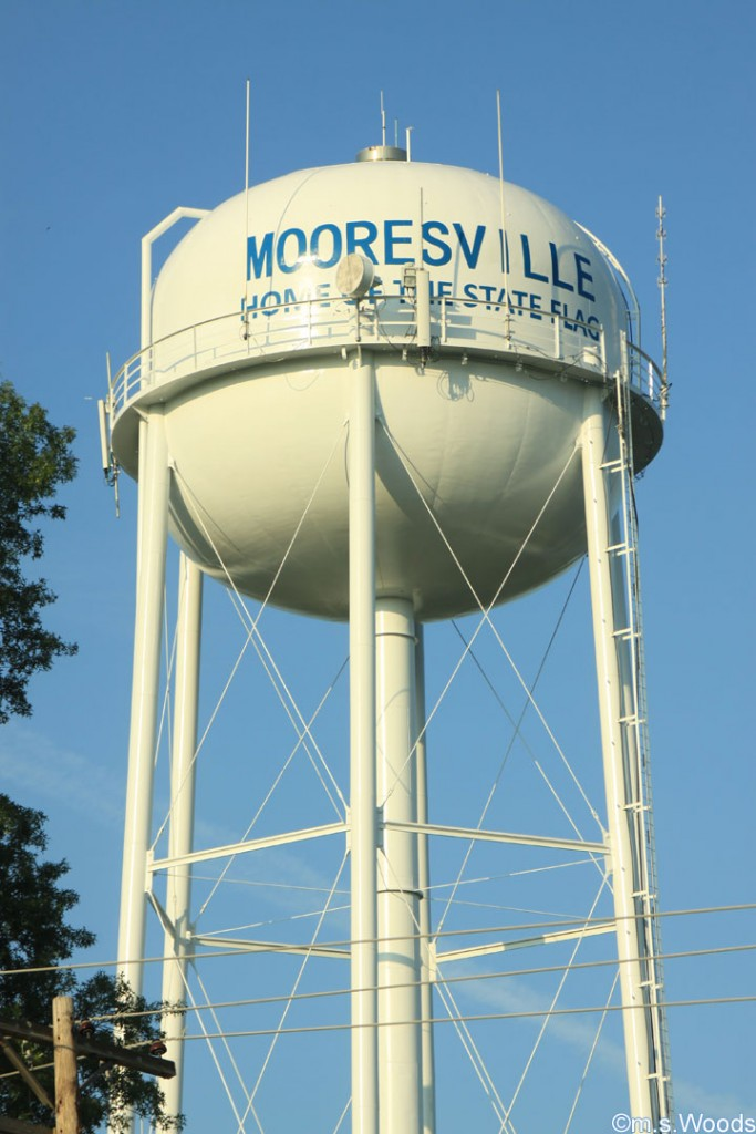 mooreville-water-tower