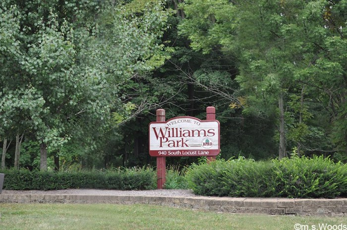 williams-park-sign-brownsburg