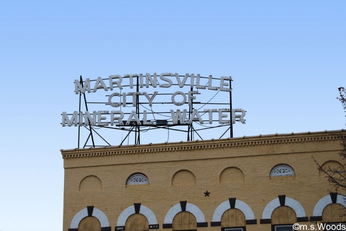 City-of-Mineral-Water-Martinsville-Indiana-blue-sky