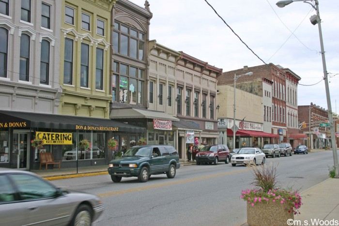 downtown-franklin-indiana