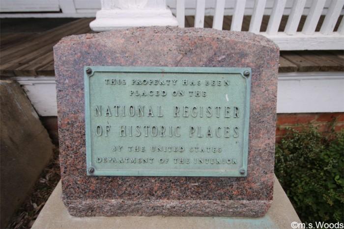 james-whitecomb-riley-house-historic-plaque