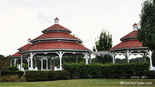 Williams Park Gazebo Brownsburg