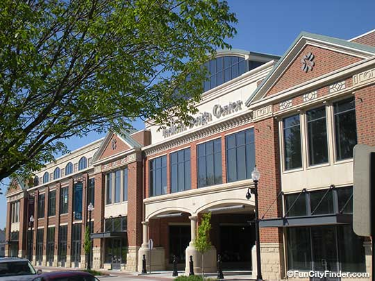 Indiana Design Center In Carmel Indiana