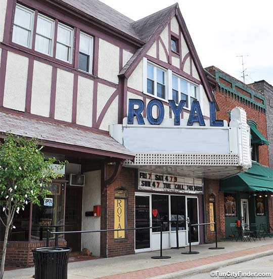 Royal Theater Danville