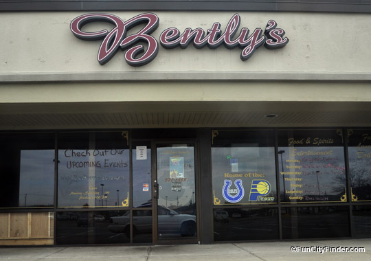 Bentlys Bar In Fishers Indiana