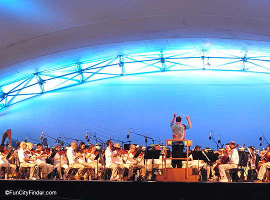 The Symphony On The Prarie In Fishers Indiana