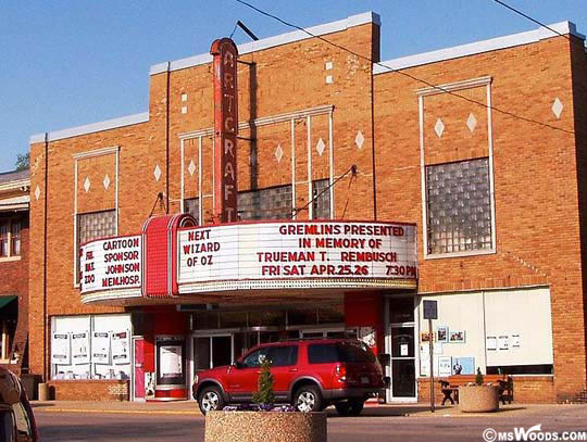 Artcraft Theater In Franklin