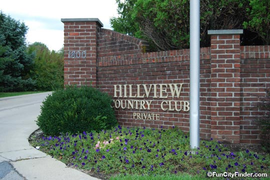 Hillview Country Club Franklin