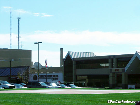 Johnson Memorial Hospital Franklin Indiana