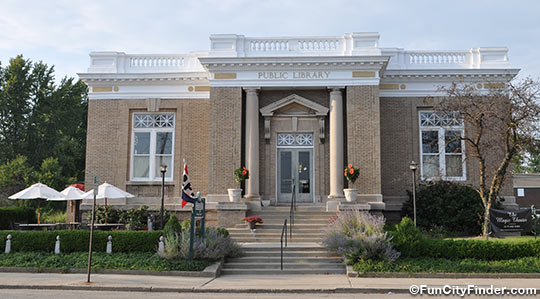 Greenfield Indiana Public Library
