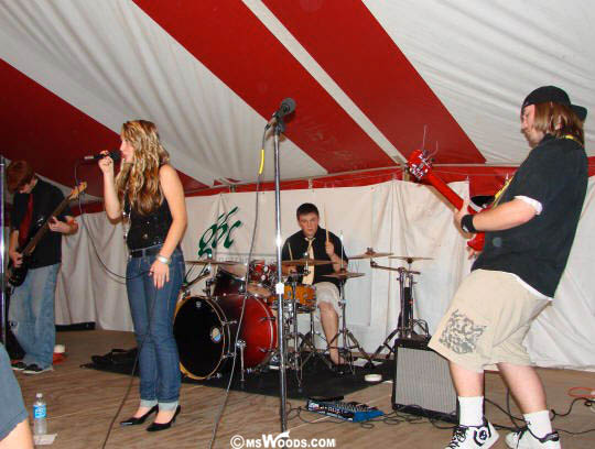 Greenfield Indiana Teen Band