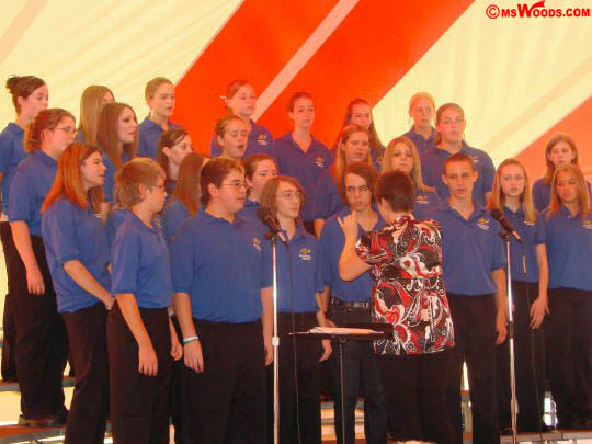 Greenfield Middle School Choir