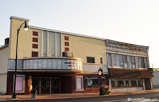 Original Greenfield Theater Greenfield