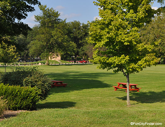 Riley Park Greenfield Indiana