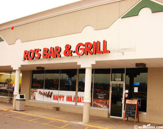 Ros Bar And Grill Greenfield Indiana