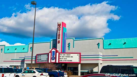 Cinemark Theatre Greenwood
