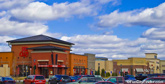 Restaurants At Greenwood Park Mall