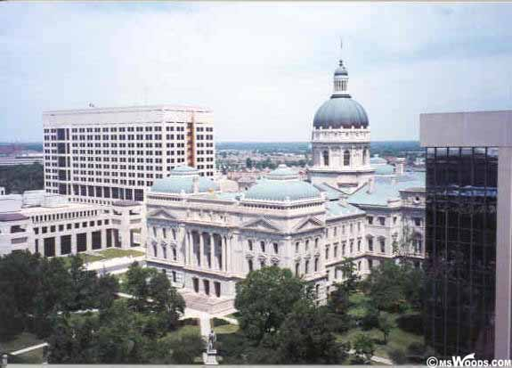 Indianapolis Marion County Courthouse