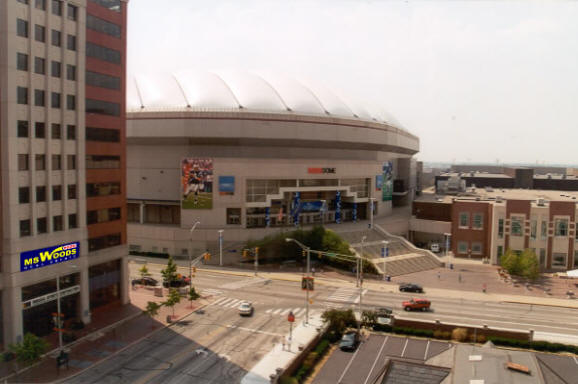 Indianapolis Rca Dome