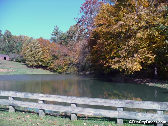 Jimmy Nash Park Pond Martinsville Indiana