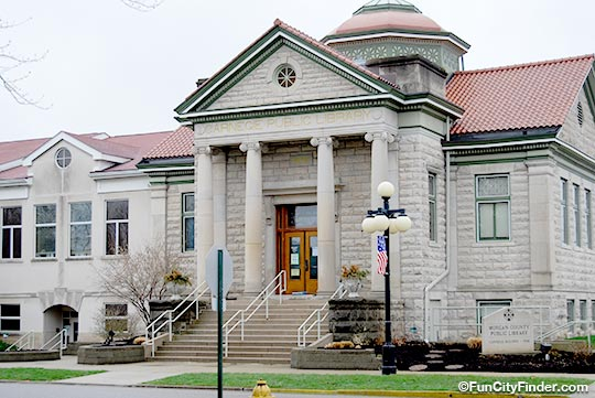 Morgan County Library Martinsville Indiana