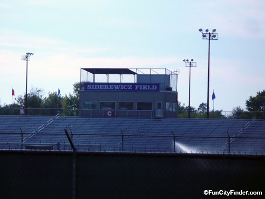 Siderewicz Field At Martinsville Indiana High School
