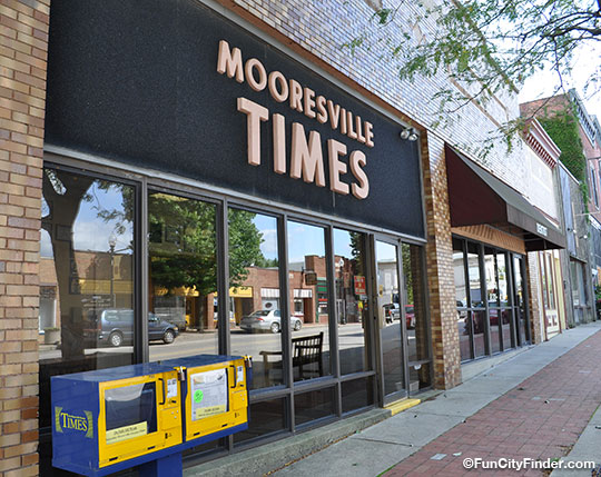 The Mooresville Times