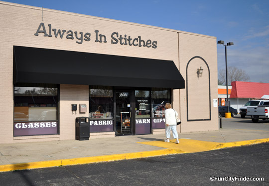 Always In Stitches Noblesville Indiana