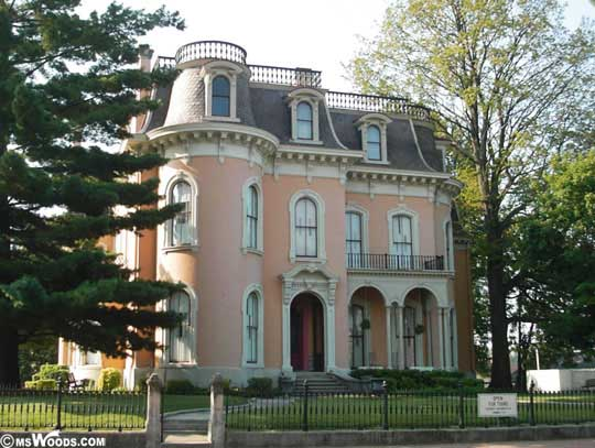 Culbertson Mansion Noblesville