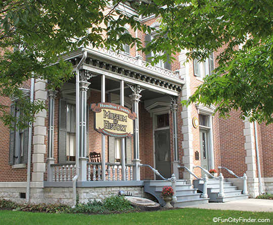 Hamilton County Museum Of History Noblesville