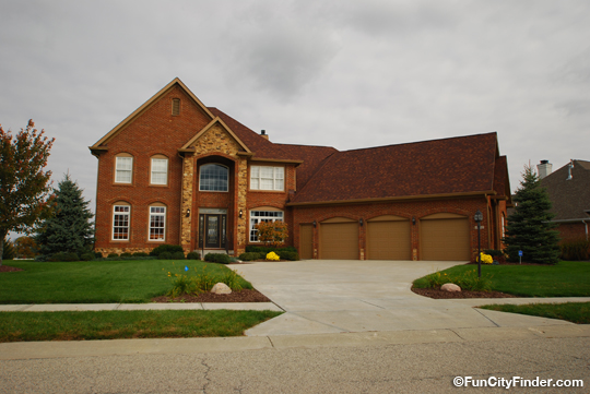 Home 3 In Noblesville Indiana