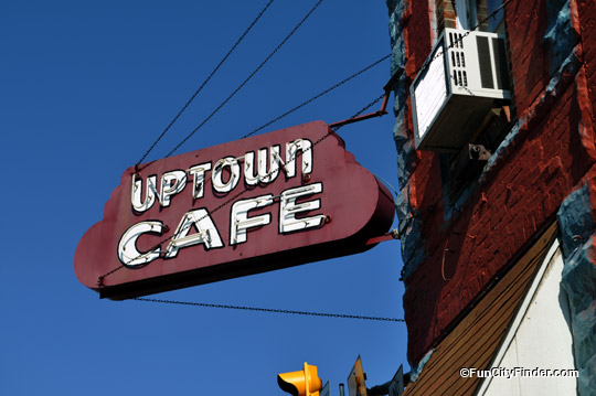 Uptown Cafe Downtown Noblesville Indiana