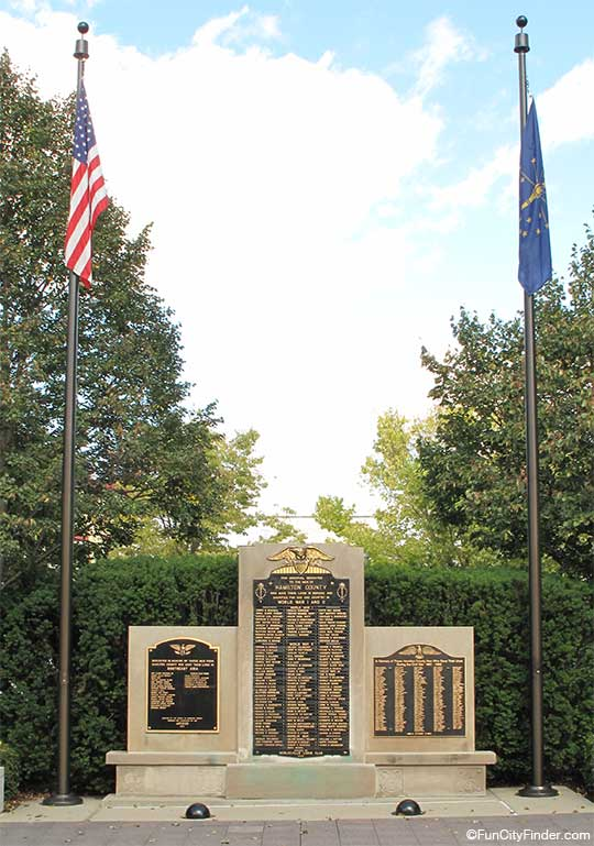 War Memorial Noblesville Indiana