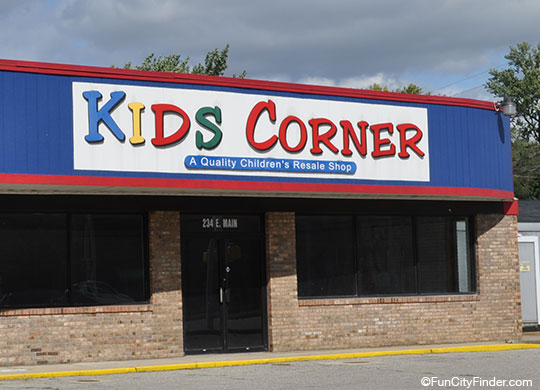 Kids Corner Plainfield