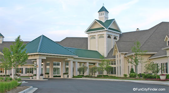 Bridgewater Club Westfield Indiana