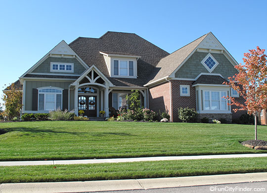 Home In Westfield Indiana