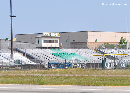 Westfield Shamrocks Football Stadium