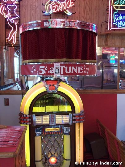 Carter Building Jukebox