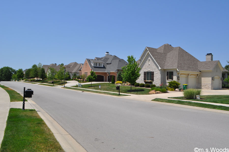 Indianapolis Golf Course Homes For Sale