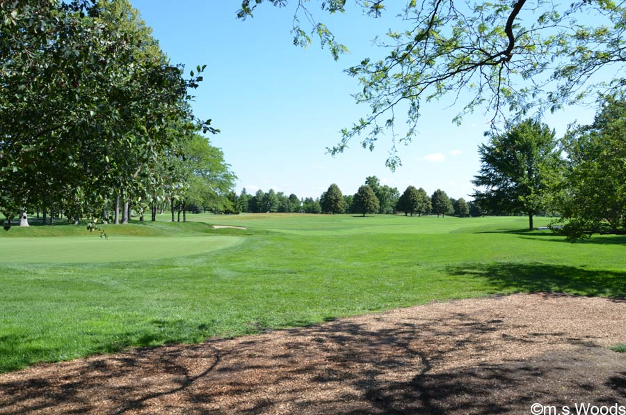 A Lush, Green Expanse at Crooked Stick Colf Course