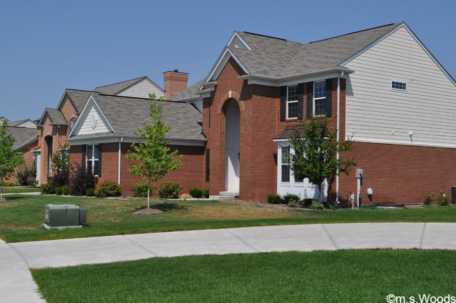 Photo of Homes in the Highlands at Gray Eagle Subdivision