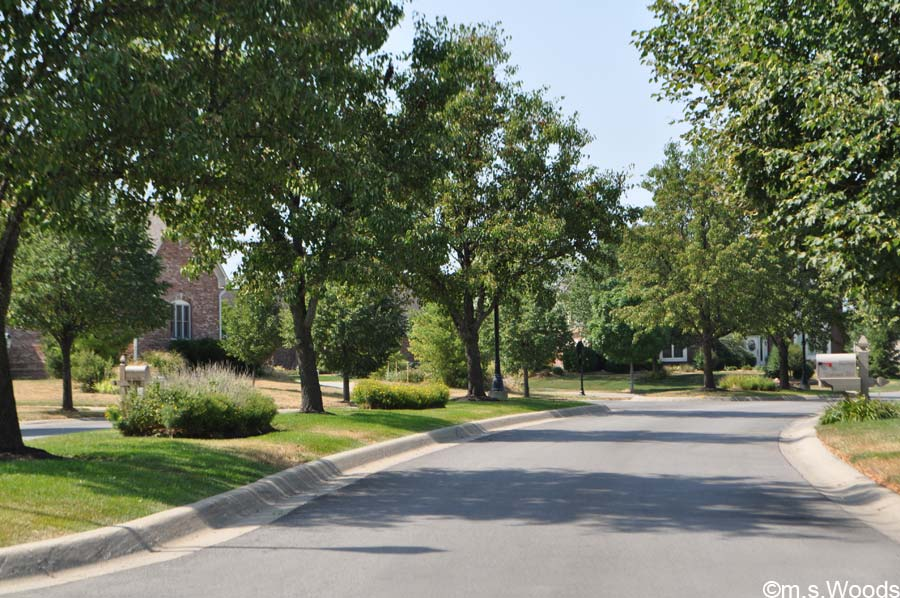 Photo of a Residential Area with Access to the Ironwood Golf Club