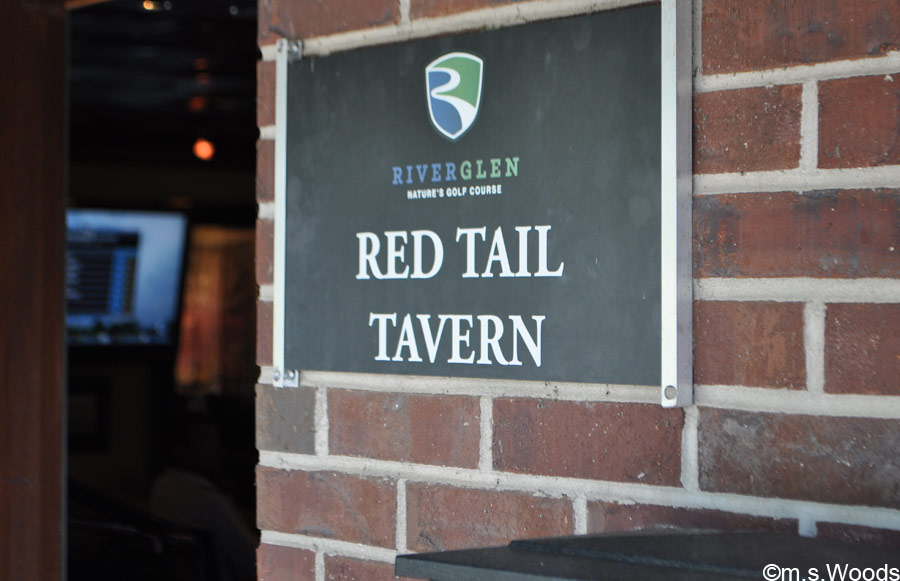 Entrance to the Red Tail Tavern