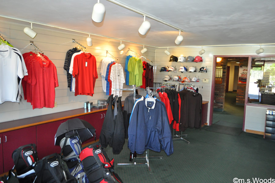 Sahm Golf Course Pro Shop