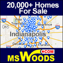 msWoods Indianapolis Homes For sale
