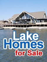 Central Indiana Lake Homes for sale