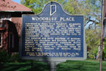 Woodrugg Place Historic District
